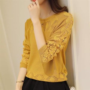 Cheap wholesale new summer Hot selling womens fashion casual warm nice Sweater Y79615 Drop Shipping