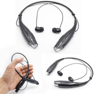 Bluetooth casque sans fil Hbs730 Oreillettes Bluetooth écouteurs Neckband Ultra Tone 4 .0 stéréo Sport mains libres En -Ear Oreillette
