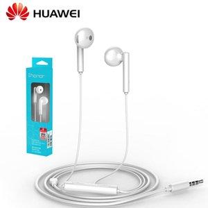 Оригинальный Huawei Honor AM115 наушники гарнитура с 3,5 мм штекер наушников наушник проводными для Huawei P10 P9 P8 Mate9 Honor 8