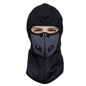 Winter face mask cross border warm outdoor sports riding mask windproof mask waterproof Plush Designer masks T2I51491