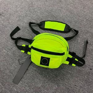 Fannypack Designer Messenger Bags Luxury Mens Waistbag Fashion Shoulder Bags Crossbody Bag Outdoor Sport Fanny Pack Male 2020861K