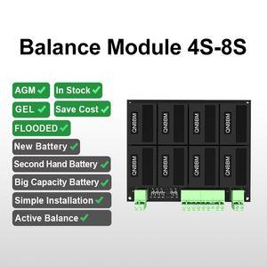 Duráveis Baterias 8S 24V Balancer BMS para maioria Polymer Battery melhor qualidade Lithium Equalizer para 3.2V 3.7V LiFePO4 Baterias GNE004