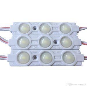 IP68 سامسونج SMD 5630 5730 وحدة بقيادة مصباح ضوء الإعلان 1.5W 3LEDS الإضاءة الخلفية تسجيل ماء 12V الأبيض SAMSUNG رقاقة