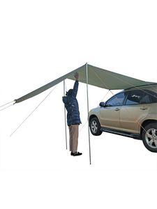 Side Car Toldo SUV Side Tent Tenda Toldo Outdoor SUV Road Trip portátil montadas em veículos Equipamento de carro