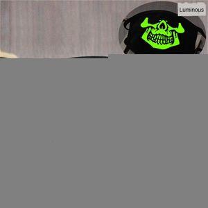 Adulti in Azioni stampati luminoso Designer Mask 3 strati Ear-anello di polvere Bocca Maschere Er Woven Maske respirabile morbido antipolvere Parte k # 966 # 157