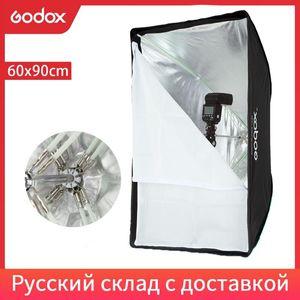 "Godox 60x90cm portatile 24"" * 35"" Umbrella Foto Softbox Riflettore per Flash Speedlight (Softbox solo)"