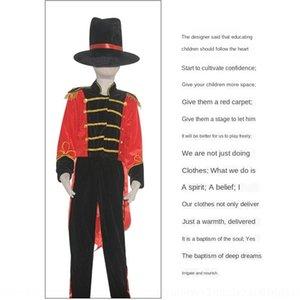 IxN0N CoSTUME детская одежда Stage драма Детская одежда принца платье костюм костюм сценического косплей костюм мальчика