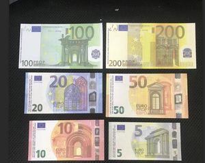 Реквизит Лучшего пропа Pound Movie Детского Игра Pound Бар Специального Adult доллар игрушка Евро Игра Реквизит Евро Реалистичных деньги доллар yxlTm