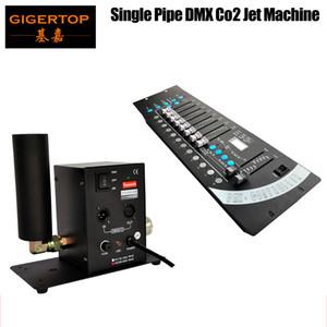 Machine de jet de CO2 numérique DJ Disco DMX512 CO2 Bouche de fumée de fumée CO2 CO2 CO2 Machine JET CO2 Night Club Effet