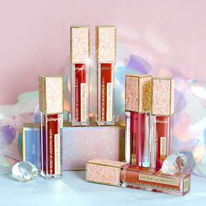 Wholesale Velvet Matte Lip Gloss Set Waterproof Long Lasting Colorfast Liquid Lipstick Arrive Comestic