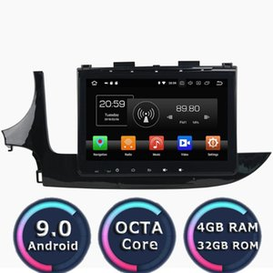 Roadlover 9Inch Android 9.0 Car Automagnitol Player Video For Mokka 2020 Stereo GPS Navigation 2 Din Radio Octa Core NO DVD