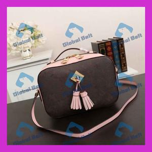 Frauen-Beutel-Leder-Cross-Body-Tasche Retro Kleine Schultertasche Fashion Kameratasche Weibliche Kurier-Beutel für Damen Handtaschen CUTE