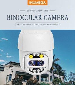 1080P PTZ IP Camera HD Wifi Outdoor Speed Dome Plus Wireless Wifi Security Camera Pan Tilt 2MP Network CCTV Surveillance
