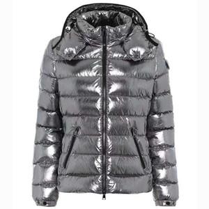 Winterjacke maya Parka Weibliche Frauen klassische beiläufige unten MCL Mäntel Frauen Stylist Außen Warme Jacken-Qualitäts Unisex Mantel Outwear