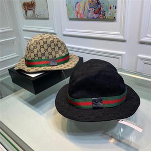FURANDOWN 2020 Summer Fashion Unisex Cappellino di tela donne degli uomini di Hip Hop del cappello della protezione di pesca bob chapeau
