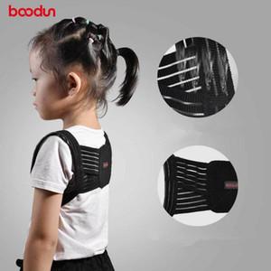 Back Support BOODUN Kids Adjustable Brace Belt Posture Corrector For Spine Shoulder Lumbar Correction Device
