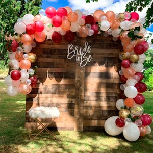Hot-selling balloon chain package latex balloon birthday party decoration festival layout balloon chain package
