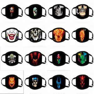 Te Avengers 4 Ename Superero Tanos Cosplay Baskı Maskeler Pamuk Ig-End Maske Tam Ead Alloween Parti Kostüm aksesuvar # 797