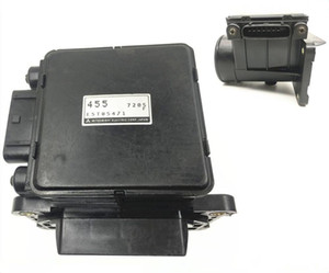 Metri 1pc Giappone originale flusso E5T05471 MD172455 PW550459 Maf Sensori per Mitsubishi Galant L200 L400 Lancer Space Wagon
