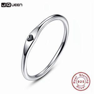 BONLAVIE New Arrivals Rose Gold Ring Love Faceted Engagement Wedding Rings Women's Jewelry Gift Rings