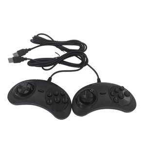 USB Gamepad Game Controller 6 Buttons for USB Gaming Joystick Holder for PC MAC Gamepads