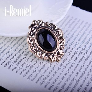 Real Direct Selling Brooches Broche Retro Fashion High - Grade Pattern Brooch Pin Male And Female Shirt Suit Collar Buckle
