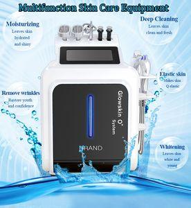 Newest Hydrafacial machine Water Aqua Dermabrasion Peeling BIO facial lift hydra facial microdermabrasion fine lines removal hydro