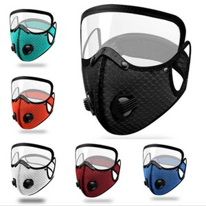 Cycling Face Mask Activated Carbon with Filter PM2.5 Anti-Pollution Sport Running Training MTB Road Bike Protection Dust Mask GWB1931