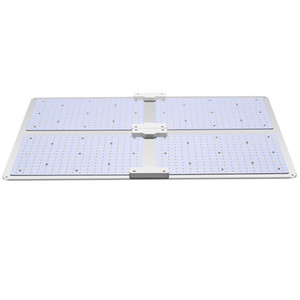 New LED plant lamp full spectrum ultra thin quantum plate 460W series dimming control box led plant growth lamp