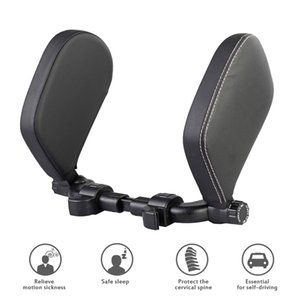 Car Pillow Sleep Helper Car Seat Headrest Travel Rest Neck Pillow U-Shaped for Kids Adult Children Auto Seat Head Cushion