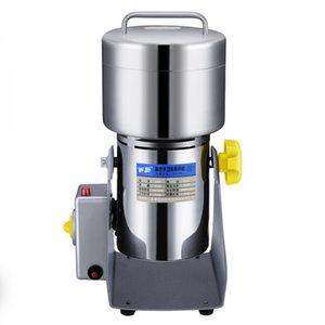 Granos de acero inoxidable 800g molinillo de una máquina eléctrica doméstica Molino de café Superfine Grinding machineXC-800Y