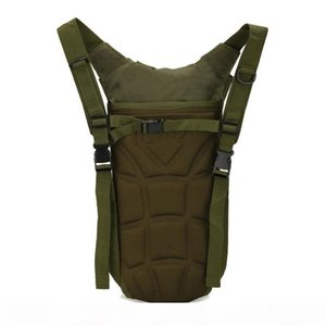 3L Tactical Backpack Packs Water Bag Bladder Bottle Pouch Men Women Hunting Climbing Cycling Camping Drinking Pouch