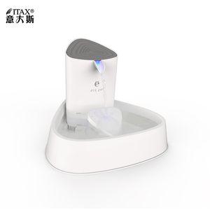 LED Light Pet Smart Water Dispenser Cat Dog Drinker Electric Cycle Silent water dispenser four-fold filter WD29