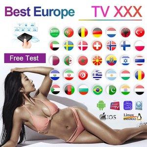 Android iOS Smart TV Mag box M3U Europe Romania Israel Canada Canada UAE UK Turkey