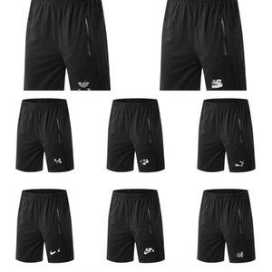 nuova caviglia della spiaggia di shorts degli uomini di asciugatura rapida di grandi dimensioni pantaloni loose tagliate Shorts casuali di estate degli uomini all'aperto pantaloni spiaggia vdINf