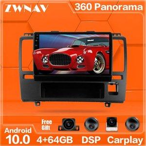 4 Go + 64 Go 9 pouces Android 10.0 Lecteur multimédia voiture pour Tiida 2004-2011 Stéréo Auto Radio GPS Lecteur multimédia Head Unit DVD de voiture