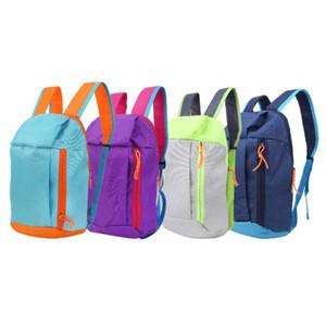 Wasserdichte Sport-Rucksack Kleine Sporttasche Frauen Rosa 10L Außen Gepäck für Fitness Travel Duffel Bags Herren Kinder Kinder