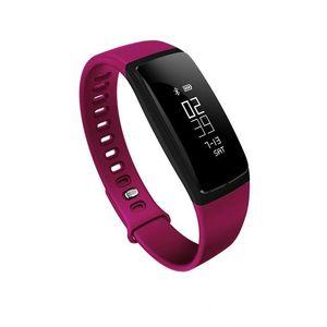 wholesale new V07 Fitness Bracelet Watches Blood Pressure Smart Bracelet Wristband Pedometer Smartband Activity Tracker Smart Band For Phone