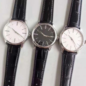 Hot Sale Cellini Tempo everose polido rolex Dial Relógio Mecânico Automático Brown Leather Strap 50505 Perpetual novo polido Mens Relógios WkhZ #