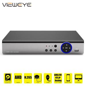 H.265 16-канальный DVR AHD AHD-NH 1080N безопасности CCTV DVR 16CH Mini HDMI Hybrid IP Поддержка / Analog / AHD камеры 16CH воспроизведения HVR