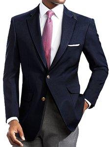 wedding suit dark blue custom made suits groom wear for men tuxedo slim fit 2020 dinner