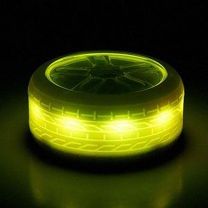 Lámpara alejado recargable impermeable de control imán de luz de camping carpa RGB vivac Pesca lámpara de luz de colores vivac Carpa USB 7u53 #