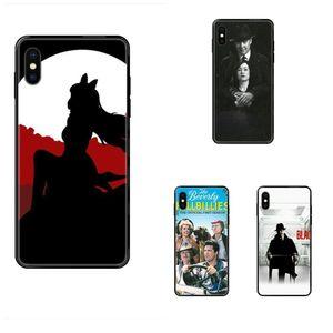 Pour iPhone SE2020 11 12 Plus Pro X XS Max XR 8 7 6S SE 5 5C souple TPU cas 5S Couverture Capa américain TV Blacklist Better