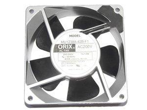 120x120x38mm MU1238A-42B-F1 200V 50 / 60Hz 14 / 13W 12cm AC Fan