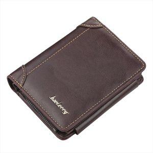 Short Men Wallet Soild Color Large Capacity Mens Wallets Male Small Clutch Bag Zipper Hasp Coin Purse For Man Card Holder
