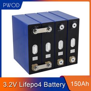 3.2V 150AH литий фосфат железа Cell lifepo4 аккумулятор для солнечной 600AH 12V 1120AH 24V300AH 3 4 96V150AH ЕС США Tax Free