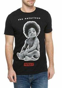 Extraordinariamente grande. Notorious Big camiseta del bebé