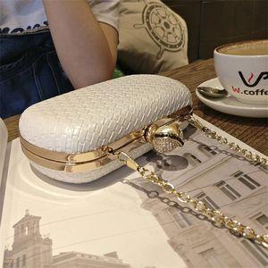 Evening Banquet women's handbag 2020 new fashion chain shoulder crossbody small change mobile phone bag