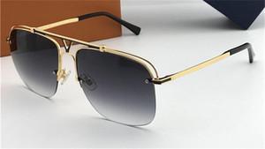 Novo design de moda óculos de proteção best-seller EMBARQUE de metal moldura quadrada qualidade superior estilo popular eyewear uv 400 lente 2335