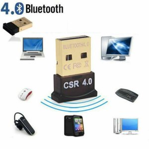 USB 2.0 Wireless Bluetooth 4.0 Adapter Mini Bluetooth Music Sound Transmitter Receiver Adapter For PC Computer car